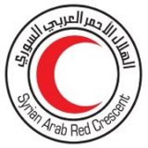 منظمة الهلال الأحمر العربي السوري_logo