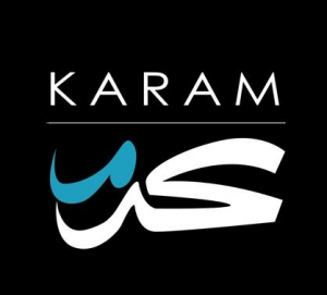 مؤسسة كرم - Karam Foundation_logo